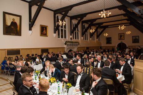 Old Cranleighan Society Dinner 2016