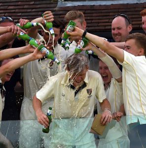 Ollie Pope (Loveday 2016) finishes his Cranleigh career, July 5, 2016